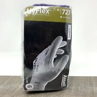 HyFlex Ansell 11 727 Cut Protection Gloves Pack Of 12 Pairs - Size 6