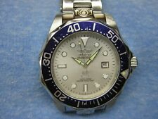 "Men's INVICTA ""Grand Diver"" Automatic Water Resistant Mechanical Watch"