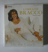LORRAINE BRACCO - ON THE COUCH 2006 5 CD AUDIOBOOK - NEW & SEALED