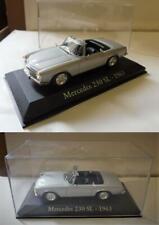Mercedes 230 SL 1963 1/43 IXO Neuf Boite Vitrine
