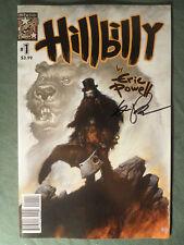 Hillbilly #1 Signed Eric Powell NM