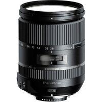 New TAMRON 28-300mm f3.5-6.3 Di VC PZD Lens (A010) - Canon EF