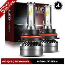 9004 HB1 Hi/Lo LED Headlight bulbs Kit for Dodge Ram 1500 2500 3500 1994-2001