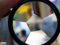 Lentille de Truc 6-fach Prima Ø 62mm Prisme pour Objectif Mit Filetage Filtre 62