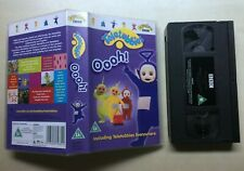 BBC - TELETUBBIES - OOOH! - VHS VIDEO