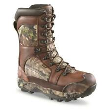 New Monolithic Waterproof Insulated Hunting Boots, 2,400-gram Thinsulate Ultra