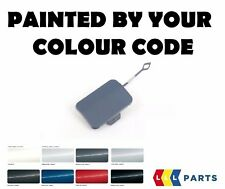 MERCEDES MB C63 W204 AMG FRONT TOW HOOK EYE COVER PAINTED BY YOUR COLOUR CODE