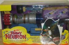 Jimmy Neutron Build & Blast air Rocket with glow in dark light switch