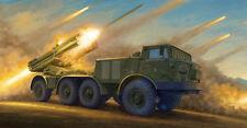 Trumpeter 1/35 Soviet 9P140 tel 9K57 URAGAN Multiple Launch Rocket System # 0