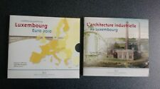 Kms official Coin set Lussemburgo Luxembourg 2010 fdc