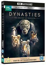 Dynasties (4K Ultra HD + Blu-ray) [UHD]