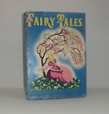 1945 'FAIRY TALES' RETOLD by KATHERINE GIBSON; CHILDREN'S BOOK ILLUST. by ERIKA