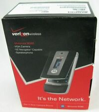 Motorola W385 Bundle Box + User Guide + AC Power Supply UNIT NOT INCLUDED!