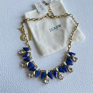 Brand New with tags and dustbag J.Crew Statement Necklace