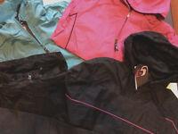 Windbreaker Raincoat Jacket NWT List $60 Women's Sizes S M L XL 2XL