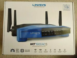 Linksys WRT1900ACS Dual Band WiFi Router