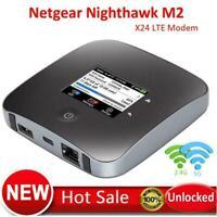 Unlocked For Netgear Nighthawk M2 MR2100 Cat20 Mobile Gigabit WiFi LTE 4G Router