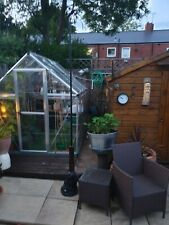 PALRAM HARMONY 6 x 8 ft Greenhouse .1 year old.