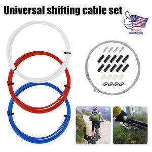 Universal Bicycle Derailleur/Shift/Brake Cable/Housing Sets/Kits MTB Road Bike