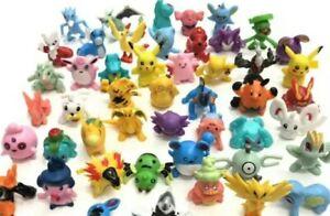 Pokemon Mini Figures - Bag Of 10 Pieces