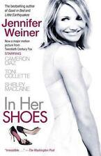 In Her Shoes by Jennifer Weiner (2005, Paperback, Movie Tie-In)