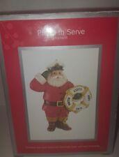 Heirloom Proud To serve Navy American Greetings Ornament