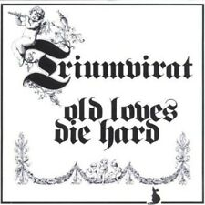 Triumvirat - Old Loves Die Hard [New CD] Rmst, Germany - Import