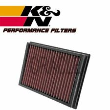 K&N AIR FILTER 33-2877 FOR FORD FOCUS II CONVERTIBLE 2.0 TDCI 136 2006-