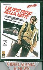L' ULTIMO TRENO DELLA NOTTE DVD Regia Aldo Lado