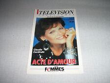 TELEVISION PROGRAMME 47(20/11/93) CLAUDIA CARDINALE (2)