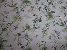 "Sanderson Curtain Fabric Design ""primrose Hill"" 7 Metres Eggshell & Cream"