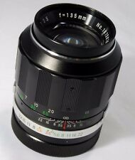 Used Soligor Tele-Auto 135mm f3.5 T4 TX Mount Lens (No Mount Included)