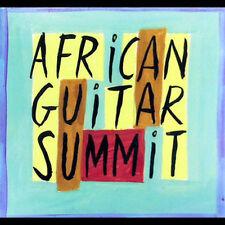 AFRICAN GUITAR SUMMIT, Various Artists, Mighty Popo, Alpha YaYa Diallo, Rare NEW