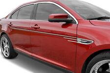 2010 2011 2012 2013 2014 2015 FORD TAURUS 8PC CSL CHROME ABS ACCENT MOLDING TRIM