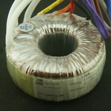 Toroidal Transformer Dual Primary Secondary 160VA 2x12v