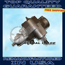 FORD POWER STEERING GEARBOX