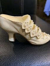 Just The Right Shoe by Raine Shoe Miniature - Edwardian Grace 1999