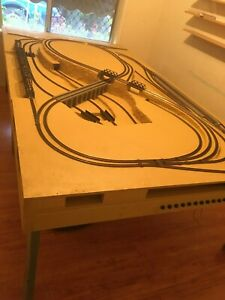 N Scale DCC Train Layout