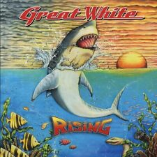 GREAT WHITE-Rising (UK IMPORT) CD NEW