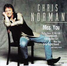 CHRIS NORMAN : MISS YOU / CD - TOP-ZUSTAND