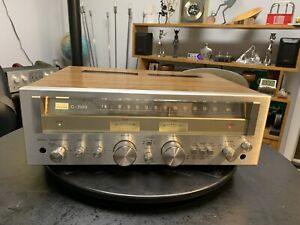 Vintage Sansui G-3500 Pure Power Stereo Receiver