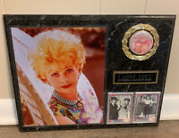 I Love Lucy Lucille Ball Plaque 15x12