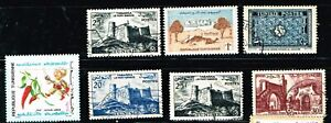 TUNISIA     /  33 OLD STAMPS   no.1223