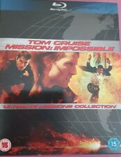 Mission:impossible 1,2,3  blu ray