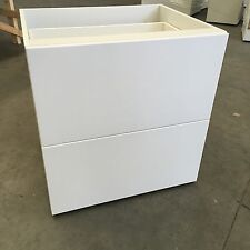 kitchen drawer base cabinet flat pack kitchen cabinets 2 pack 700mm