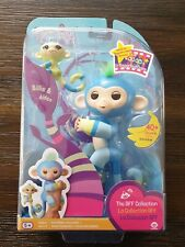 New WowWee - Fingerlings Billie & Aiden - Blue/Green - The BFF Collection