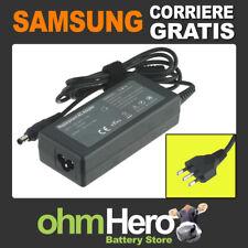 Alimentatore 19V 3,16A 60W per Samsung N130