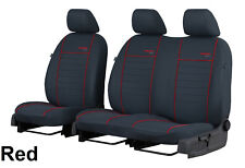 PEUGEOT EXPERT VAN 2017 ONWARDS STRONG FABRIC TAILORED SEAT COVERS CUSTOM MADE