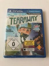 Tearaway-PS Vita-De/UE-NEW & FACTORY SEALED!