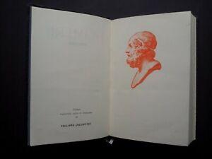 Livre  Homère  Odyssée  1955  N°5111  Très  bon  état
